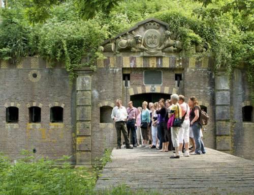 Excursies op het Fort